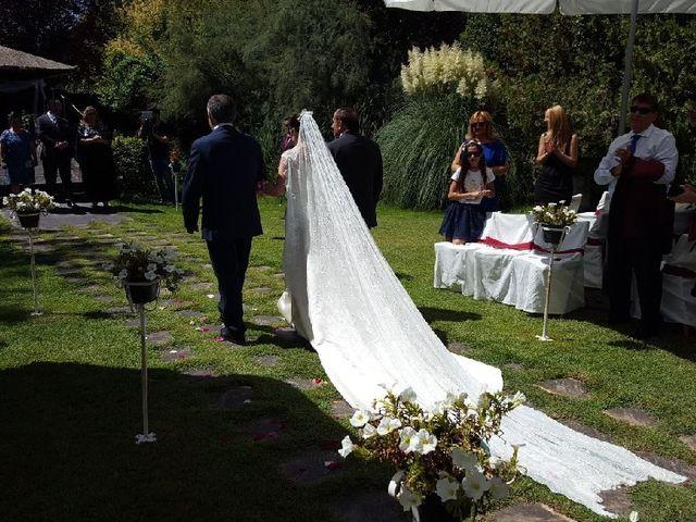 La boda de Chema y Ana en Yunclillos, Toledo 2