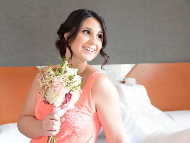 La boda de Iván y Miriam en Vilanova Del Cami, Barcelona 15