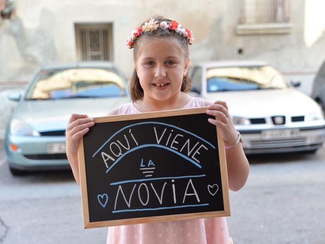 La boda de Iván y Miriam en Vilanova Del Cami, Barcelona 24
