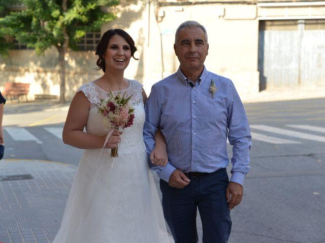 La boda de Iván y Miriam en Vilanova Del Cami, Barcelona 25