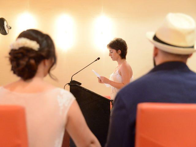 La boda de Iván y Miriam en Vilanova Del Cami, Barcelona 27