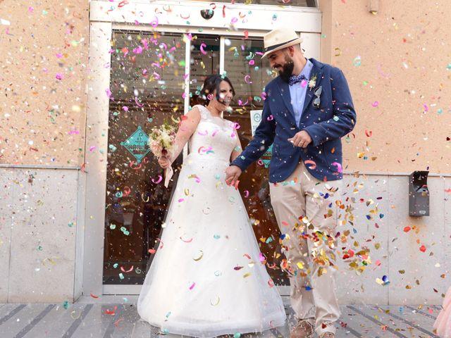 La boda de Iván y Miriam en Vilanova Del Cami, Barcelona 32