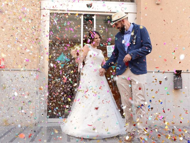 La boda de Iván y Miriam en Vilanova Del Cami, Barcelona 33