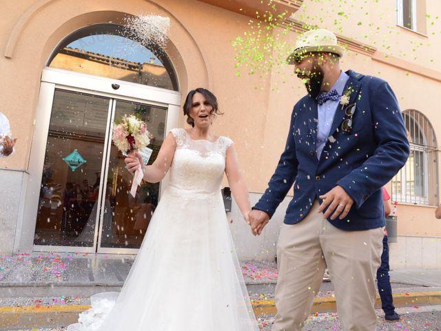 La boda de Iván y Miriam en Vilanova Del Cami, Barcelona 34