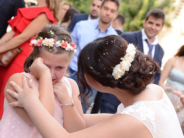 La boda de Iván y Miriam en Vilanova Del Cami, Barcelona 35