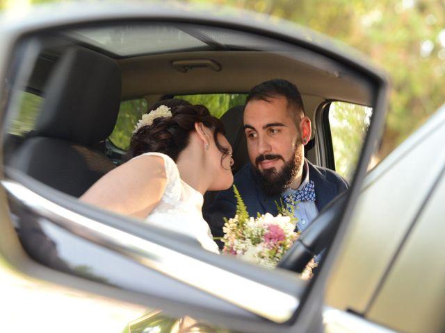 La boda de Iván y Miriam en Vilanova Del Cami, Barcelona 38