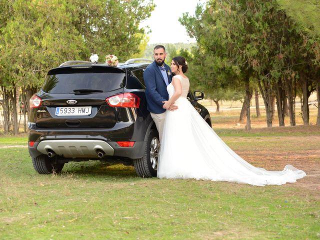 La boda de Iván y Miriam en Vilanova Del Cami, Barcelona 43