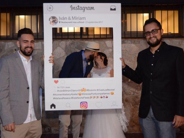 La boda de Iván y Miriam en Vilanova Del Cami, Barcelona 53