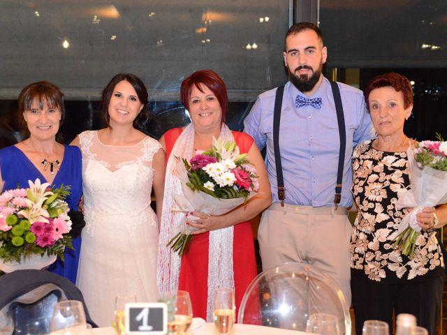 La boda de Iván y Miriam en Vilanova Del Cami, Barcelona 61