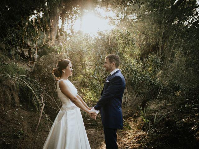 La boda de Sabrina y José