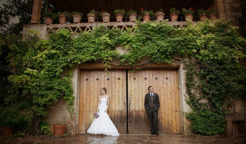 La boda de Guillem y Laura en Bigues, Barcelona