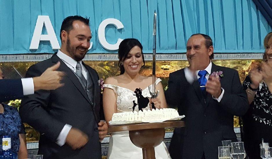 La boda de Chema y Ana en Yunclillos, Toledo