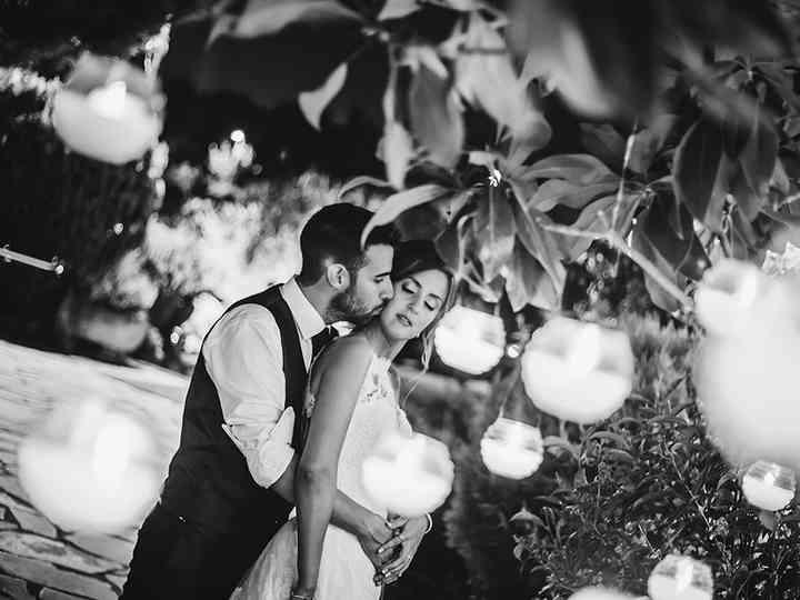 La boda de Tamara y Pau