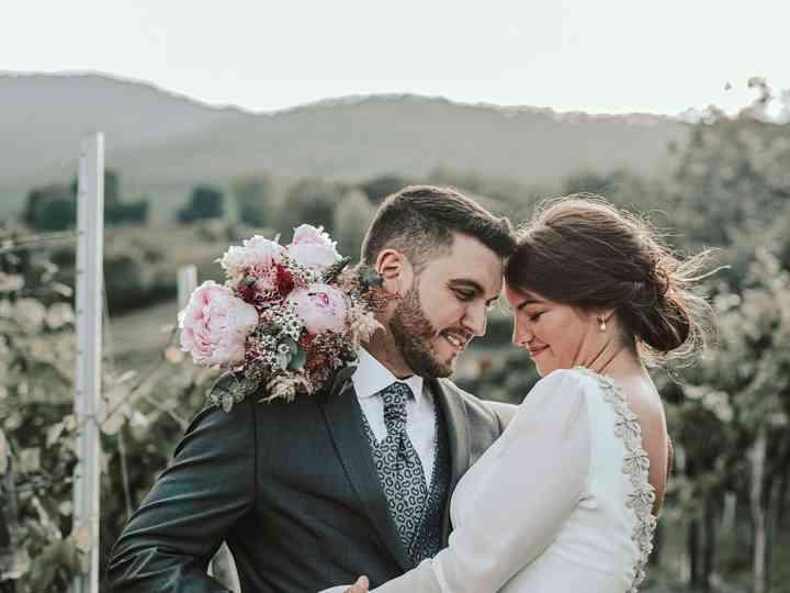 La boda de Izaskun y Oier