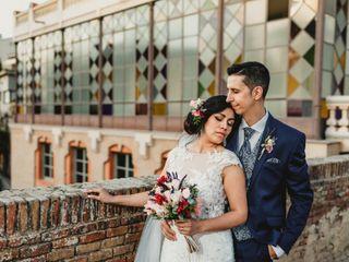 La boda de Mireille y Miguel