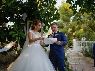 La boda de Dalia y Izhar