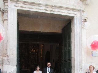 La boda de Félix y María 1
