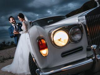 La boda de Andrea y Ricardo