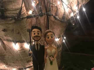 La boda de Fátima y Scott 3