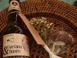 La boda de Estefania  y Rubén  2