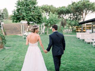 La boda de Marta y Toño