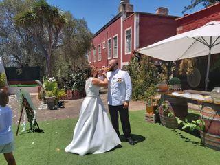 La boda de Eva y Yeray