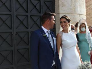 La boda de Nieves y Juan 1