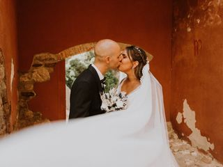 La boda de Fátima y Javi