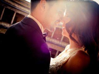 La boda de Victoria y Fabian