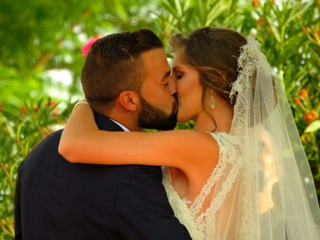 La boda de Alejandro y Isa en Valtocado, Málaga 3