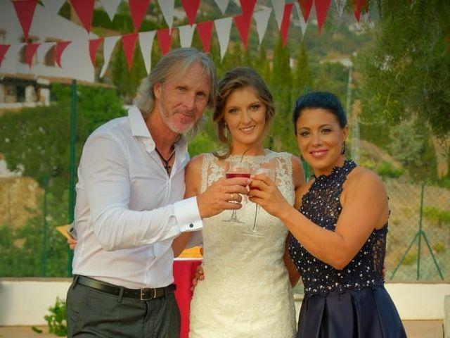 La boda de Alejandro y Isa en Valtocado, Málaga 5