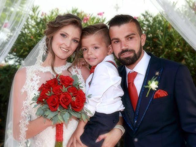 La boda de Alejandro y Isa en Valtocado, Málaga 1