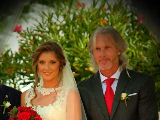 La boda de Alejandro y Isa en Valtocado, Málaga 10