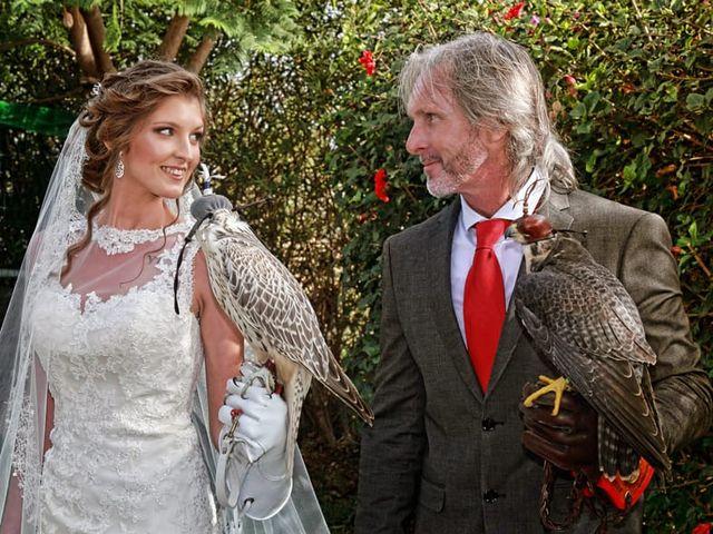 La boda de Alejandro y Isa en Valtocado, Málaga 14