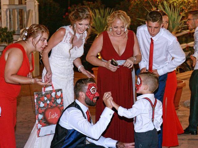 La boda de Alejandro y Isa en Valtocado, Málaga 15