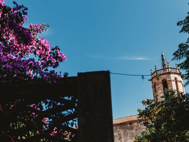La boda de Miguel y Mireille en Caldes De Montbui, Barcelona 15