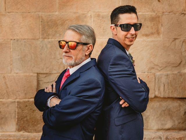 La boda de Miguel y Mireille en Caldes De Montbui, Barcelona 18