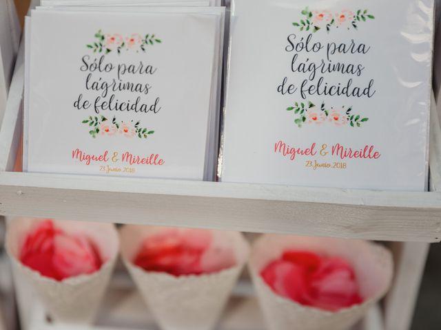 La boda de Miguel y Mireille en Caldes De Montbui, Barcelona 19