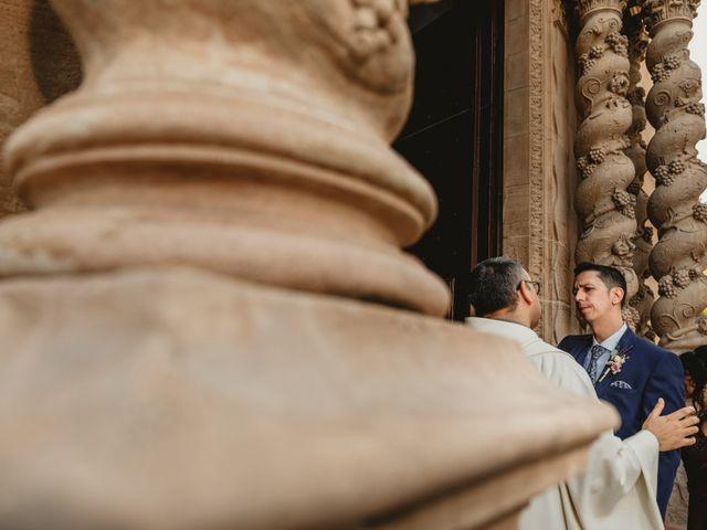 La boda de Miguel y Mireille en Caldes De Montbui, Barcelona 20