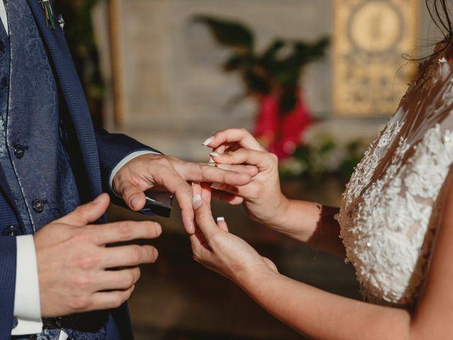 La boda de Miguel y Mireille en Caldes De Montbui, Barcelona 23