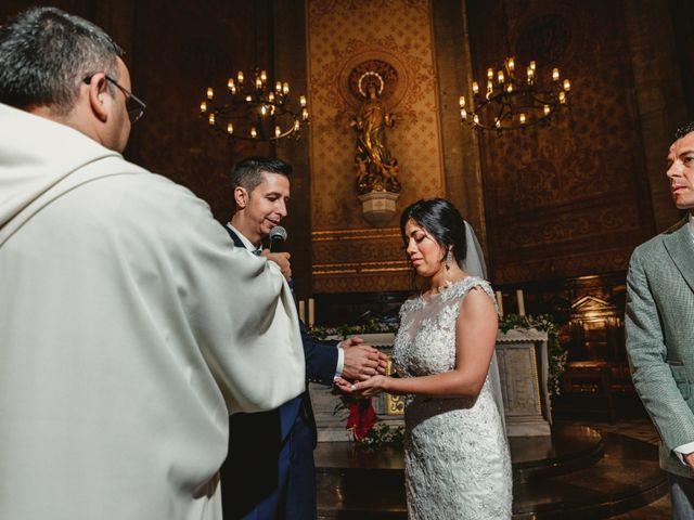 La boda de Miguel y Mireille en Caldes De Montbui, Barcelona 24