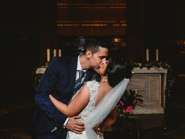 La boda de Miguel y Mireille en Caldes De Montbui, Barcelona 25