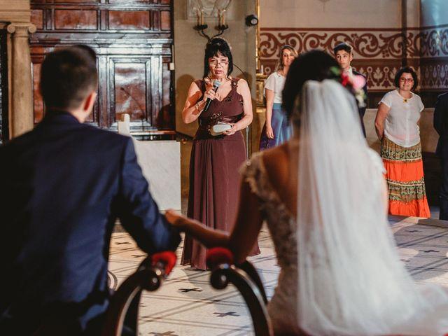 La boda de Miguel y Mireille en Caldes De Montbui, Barcelona 26