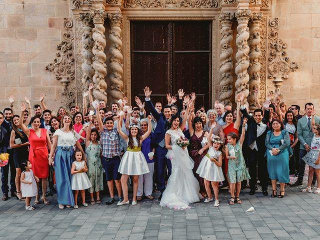 La boda de Miguel y Mireille en Caldes De Montbui, Barcelona 29