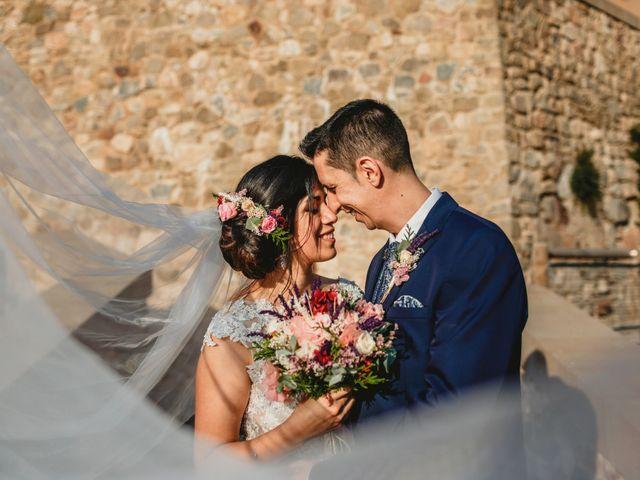 La boda de Miguel y Mireille en Caldes De Montbui, Barcelona 30
