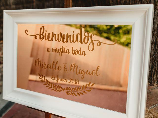 La boda de Miguel y Mireille en Caldes De Montbui, Barcelona 34