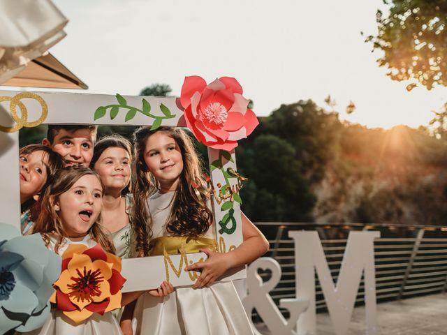 La boda de Miguel y Mireille en Caldes De Montbui, Barcelona 37