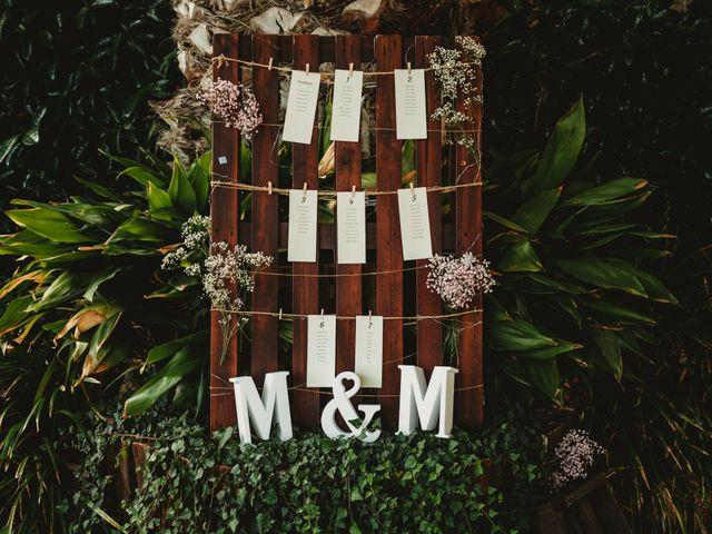 La boda de Miguel y Mireille en Caldes De Montbui, Barcelona 38