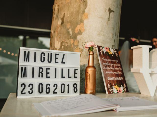 La boda de Miguel y Mireille en Caldes De Montbui, Barcelona 39