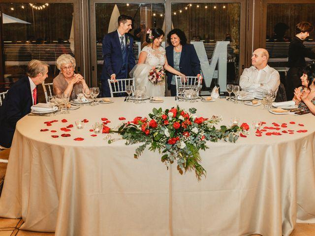 La boda de Miguel y Mireille en Caldes De Montbui, Barcelona 42
